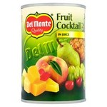 Del Monte Fruit Cocktail in Fruit Juice 415g