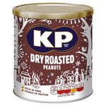 KP Dry Roasted Peanuts Caddy 375g