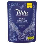 Tilda Steamed Basmati Rice 250g