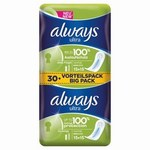 Always Ultra Normal Sanitary Towels 2 x 15 per pack