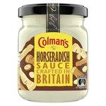 Colmans Horseradish Sauce 136ml