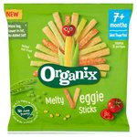Organix 7 Month Melty Veggie Sticks 15g