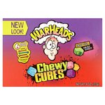 Warheads Sour Chewy Cubes Assorted Flavours 113G