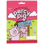 Marks and Spencer Percy Pig Reduced Sugar Fruit sweets 150g bag