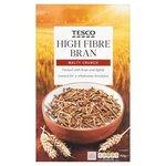Tesco High Fibre Bran Cereal 750G