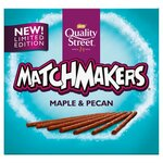 Nestle Matchmakers Maple and Pecan 120g Limited Edition