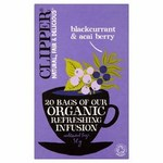 Clipper Organic Blackcurrant and Acai Berry 20 Teabags