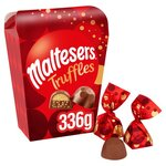 Maltesers Chocolate Truffles Large Gift Box 336g