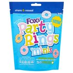 Foxs Mini Party Rings Pouch 110g