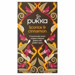 Pukka Licorice and Cinnamon Tea 20 Teabags