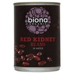 Biona Organic Red Kidney Beans 400g