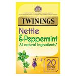 Twinings Peppermint and Nettle 20 Teabags