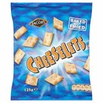 Jacobs Cheeselets Sharing 125g