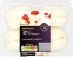 Sainsburys Taste The Difference Meringue Nests x8