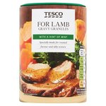 Tesco Lamb And Mint Gravy Granules 200g