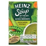Heinz Soup Of The Day Green Garden Vegetable 400G