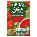 Heinz Soup of the Day Tomato Garlic And Black Pepper 400G