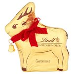 Lindt Milk Chocolate Reindeer 100g
