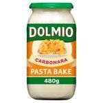 Dolmio Carbonara Pasta Bake 480g
