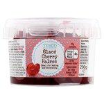 Tesco Glace Cherry Halves 200g