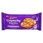 Cadbury Crunchy Melts Chocolate Centre Cookies 156G