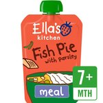 Ellas Kitchen Fish Pie Pouch 130g 7 Month