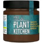Marks and Spencer Plant Kitchen Smooth Hazelnut Vegan Chocolate Spread 200g