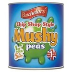 Catering Size Batchelors Chip Shop Style Mushy Peas 3kg
