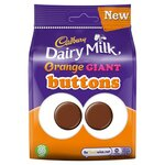 Cadbury Dairy Milk Orange Giant Buttons 110G