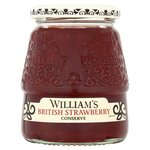 Williams British Strawberry Conserve 340g