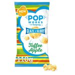 Popworks Toffee Apple Popcorn 110g