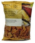 Marks and Spencer Welsh Rarebit Style Hand Cooked Crisps 150g