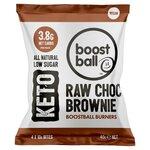 Boostball Keto Raw Choc Brownie 40g