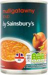 Sainsburys Mulligatawny Soup 400g