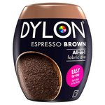 Dylon Machine All in 1 Fabric Dye Espresso Brown