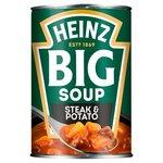 Heinz Big Soup Steak and Potato 400g
