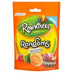 Rowntrees Randoms Sours Pouch 140g