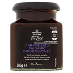 Morrisons The Best Caramelised Balsamic Onion Chutney 305g
