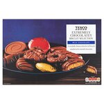 Tesco Extremely Chocolately Biscuit Selection Milk Chocolate 450G