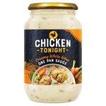 Chicken Tonight Creamy White Wine 500g