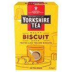 Yorkshire Tea Biscuit Brew 40 Teabags