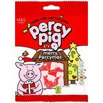 Marks and Spencer Percy Pig Merry Percymas Sweets Limited Edition 170g