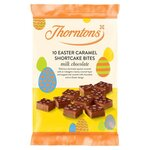 Thorntons Easter 10 Caramel Shortbread Bites 10 pack