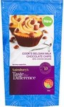 Sainsburys Taste the Difference Cooks Belgian Milk Chocolate Chips 150g
