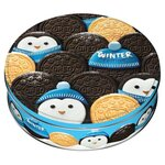 Oreo Assortment Christmas Biscuits Tin 396g