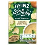 Heinz Soup Of The Day Cauliflower Onion And Potato 400G