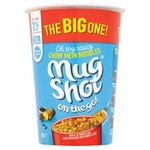 Mug Shot Big One Chow Mein Noodles 85g