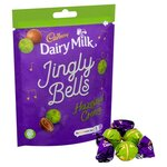 Cadbury Dairy Milk Hazelnut Creme Jingly Bells 82g