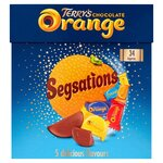 Terrys Chocolate Orange Segsations Christmas 240g