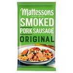Mattessons Smoked Pork Sausage Original 260g
